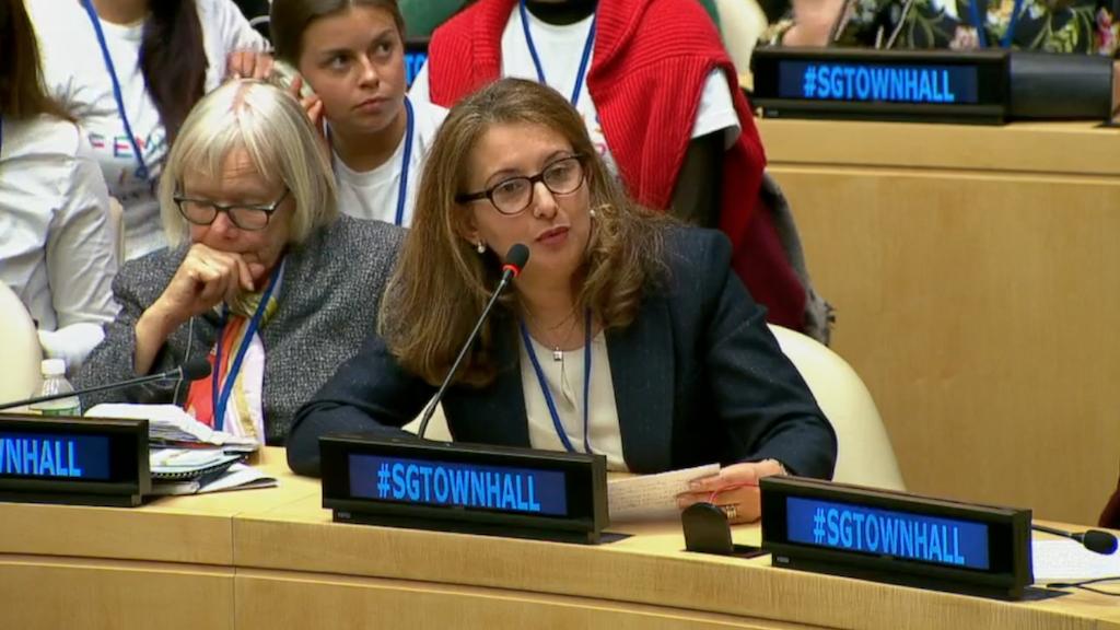 الدورة ال 62 للجنة الأمم المتحدة لقضايا المرأة